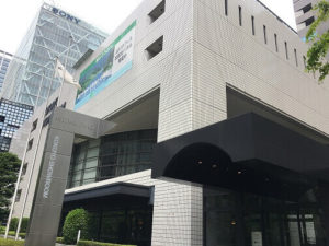 コクヨの東京ショールーム