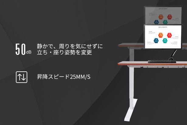 音の大きさと昇降スピード25mm/s